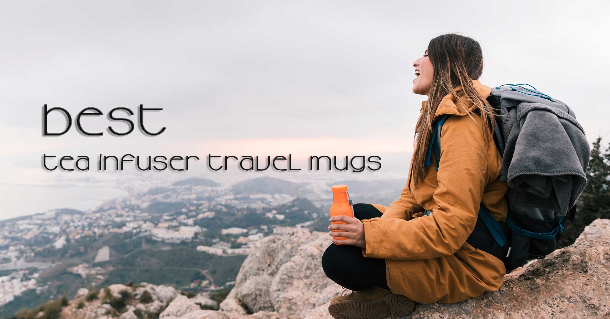 Here are some of the best infuser travel mugs that you may find useful