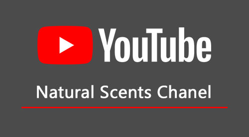 Youtube chanel natural scents